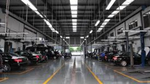 Automotive Workshop Software