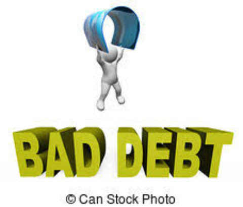 BAD DEBTS RELIEF