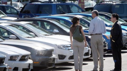 GST FOR CAR DEALERS  AND AUTO TRADE