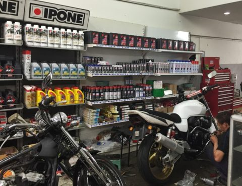 SUCCESS IN MOTORCYCLE BUSINESS – NEW UNION COMPANY