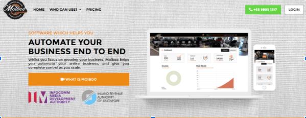 Moiboo Accounting software