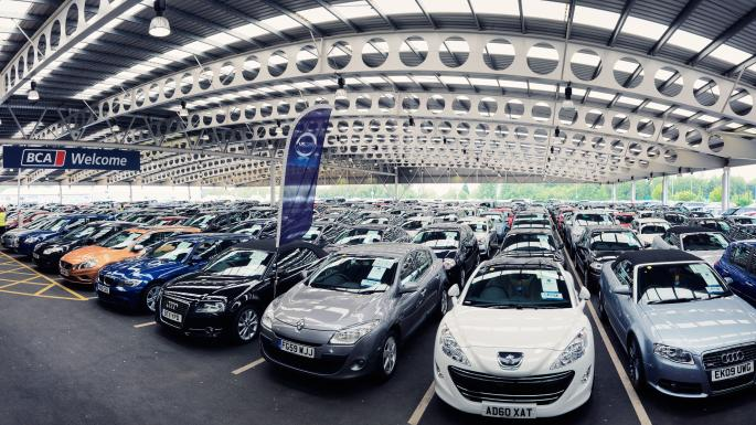 Car Dealership Management