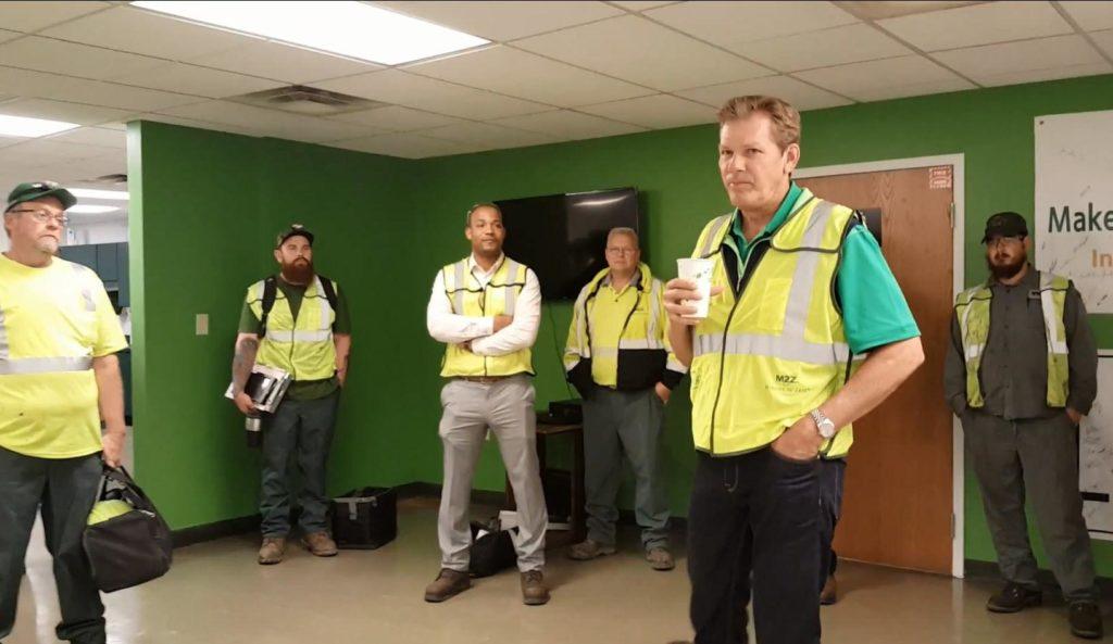 Mechanics Job Management